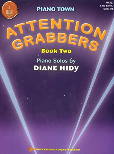 9780849773716: MP167 - Attention Grabbers Book 2 - Piano Town