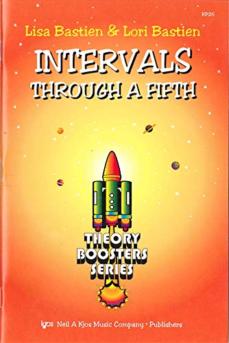 KP26 - Intervals Through a Fifth (Theory Boosters Series): Lisa Bastien and Lori Bastien