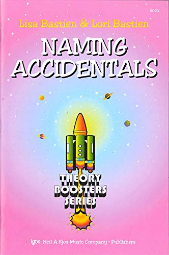 9780849773846: KP29 - Naming Accidentals (Theory Boosters Series)