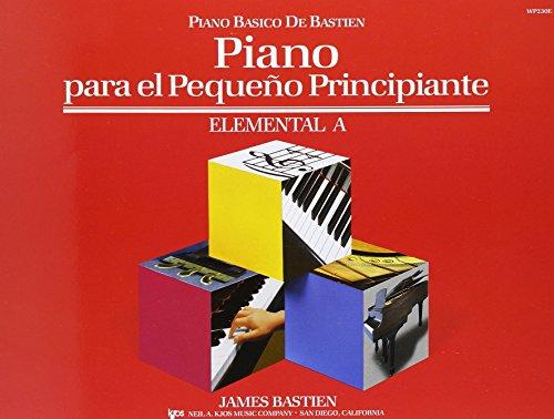 9780849786426: PIANO PARA EL PEQUEÑO PRINCIPIANTE ELEMENT.A