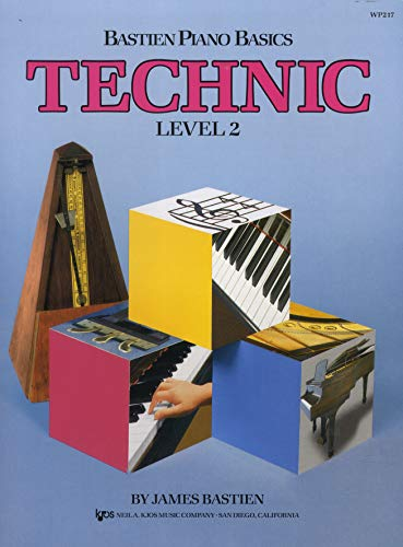 9780849793004: Bastien Piano Basics - Technic