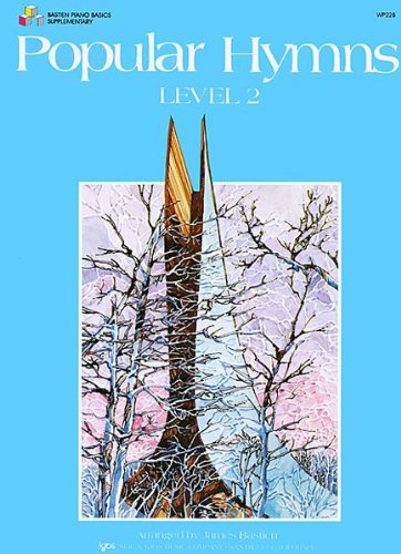 9780849793141: POPULAR HYMNS, LEVEL 2 (BASTIEN PIANO BASICS SUPPLEMENTARY)