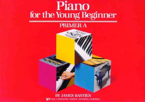 9780849793172: Bastien Piano Basics: Piano For The Young Beginner Primer A