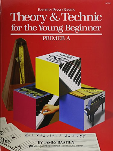 9780849793196: WP232 - Theory And Technic for the Young Beginner - Primer A - Bastien