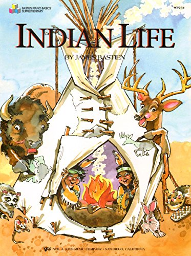 WP234 - Indian Life - Bastien: James Bastien