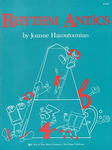 9780849793431: WP167 - Rhythm Antics