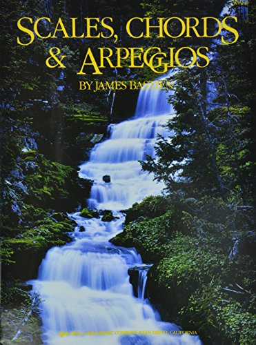 9780849793516: WP249 - Scales, Chords & Arpeggios