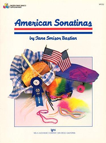 9780849793783: WP252 - Piano Basics Supplementary - American Sonatina