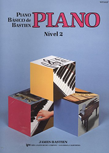 9780849794438: BASTIEN - Metodo Nivel Elemental para Piano