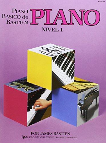 9780849794445: Piano básico de Bastien, nivel 1. Piano
