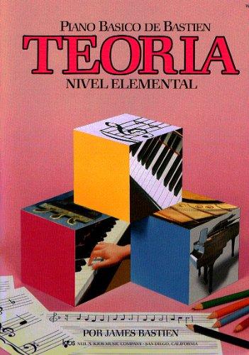 9780849794469: PIANO BASICO BASTIEN TEORIA ELEM.