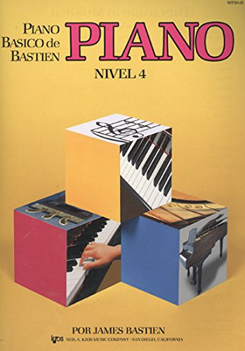 9780849794735: PIANO BASICO NIVEL 4 WP204E