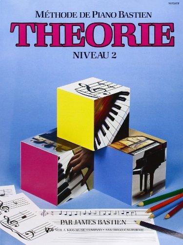 9780849795220: Methode de Piano Bastien : Theorie, Niveau 2