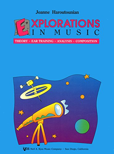 9780849795329: Explorations in Music Book 2, with CD