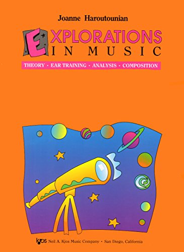 WP359 - Explorations in Music Book 3 - Teacher's Guide: Haroutounian, Joanne