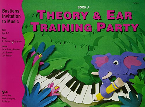 9780849795510: Bastiens' Invitation to Music: Theory and Ear Training Party Book A