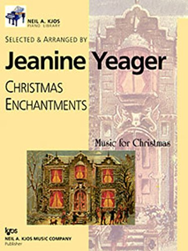 9780849796777: WP559 - Christmas Enchantments Level 4 - Yeager
