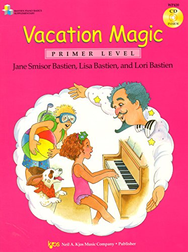 9780849796999: Vacation Magic (Primer Level)