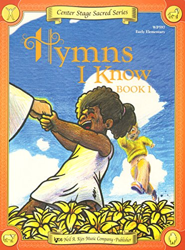 Hymns I Know - Book 1 -: Arranged by Rachel