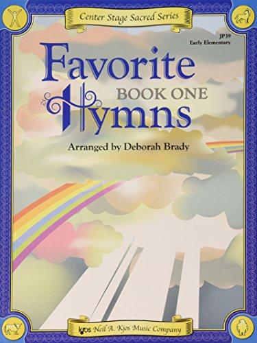 9780849797521: JP39 - Favorite Hymns Book 1