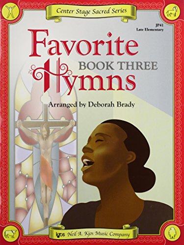 9780849797545: JP41 - Favorite Hymns Book 3