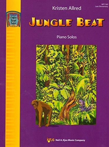 9780849797675: WP1160 - Jungle Beat - Piano Solos - Late Elementary