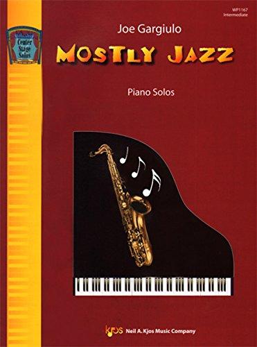 9780849797835: WP1167 - Mostly Jazz - Piano Solos - Intermediate
