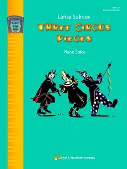 9780849798139: WP1179 - Three Circus Pieces - Piano Solos