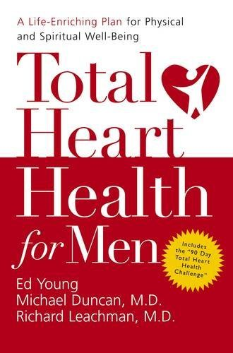 9780849900136: Total Heart Health for Men: A Life-enriching Plan for Physical and Spiritual Well-being