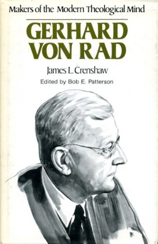 9780849901126: Gerhard Von Rad (Makers of the Modern Theological Mind Series)