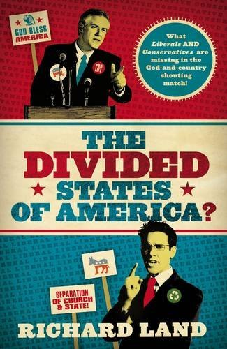 9780849901409: The Divided States of America?: What Liberals And Conservatives Are Missing in the God-and-country Shouting Match
