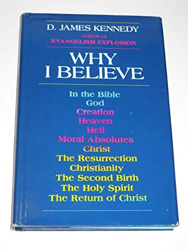 9780849901942: Why I Believe