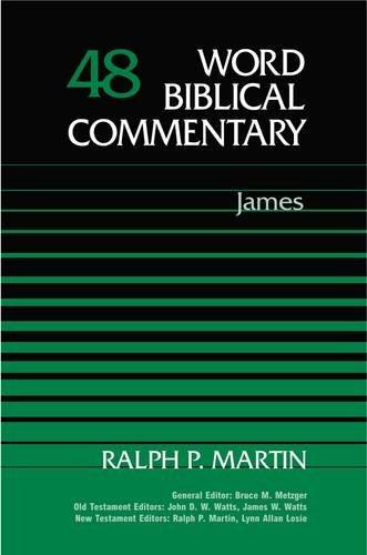 9780849902475: Word Biblical Commentary Vol. 48, James