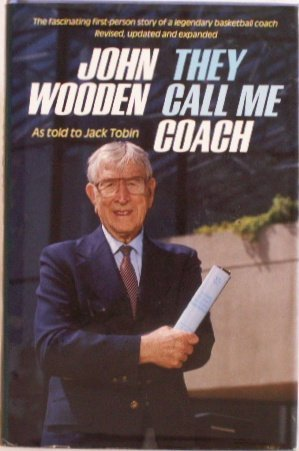 9780849904387: John Wooden: They Call Me Coach (Revised Edition)
