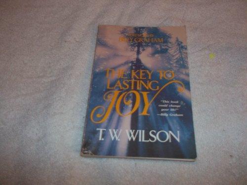 9780849905346: The Key to Lasting Joy
