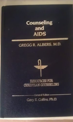 9780849906954: Counseling And AIDS (Resources for Christian Counseling)
