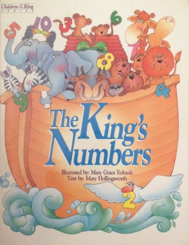 The King's Numbers: A Bible Book About Counting (9780849907142) by Mary Hollingsworth
