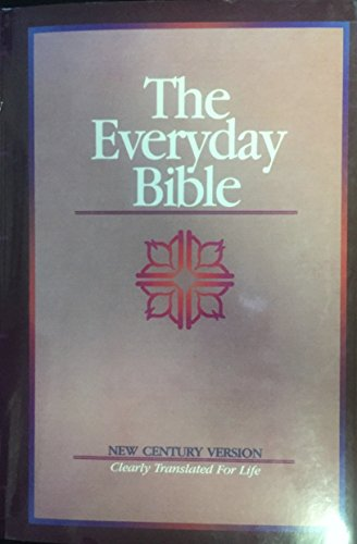 9780849908057: Everyday Bible