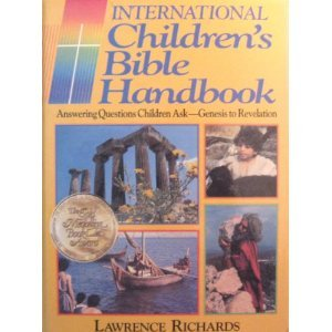 9780849908118: International children's Bible handbook