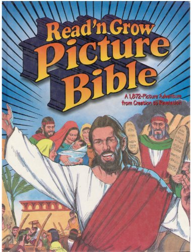 9780849908132: Read-N-Grow Picture Bible