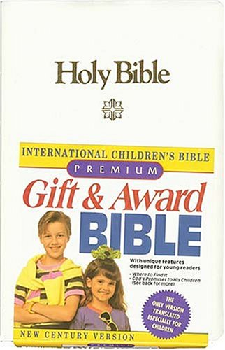 9780849908989: The International Children's Bible (White)