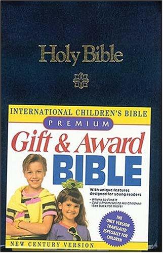 9780849908996: The International Children's Bible