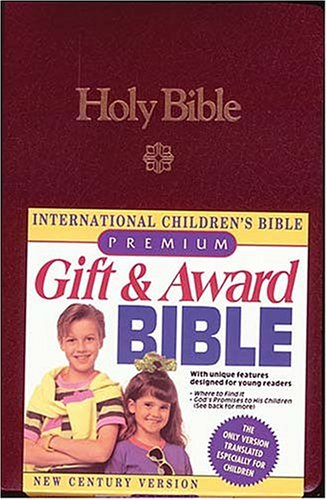 9780849909009: The International Children's Bible