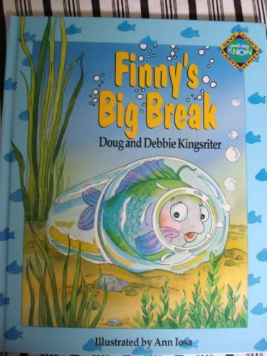 Finney's Big Break (Save God's World Series) (0849909201) by Kingsriter, Doug; Kingsriter, Debbie