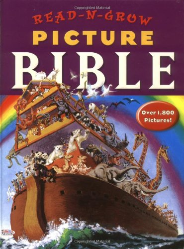 9780849911637: Read 'n' Grow Picture Bible