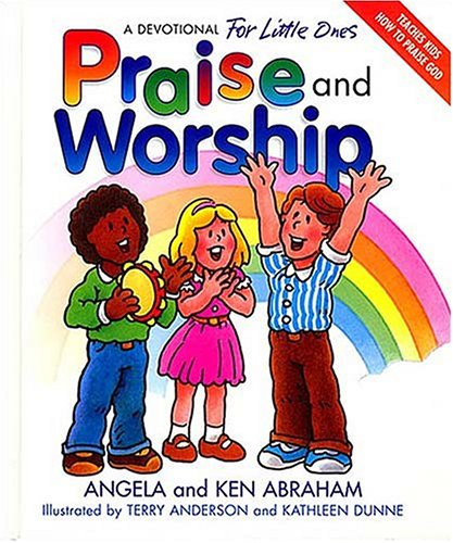 9780849911910: Praise and Worship: A Devotional for Little Ones