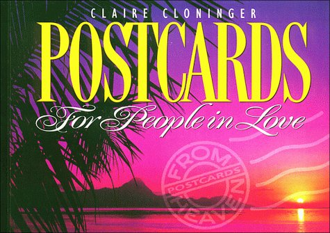 9780849912085: Postcards for People in Love