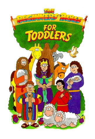 9780849912207: The Beginner's Bible for Toddlers With Handle