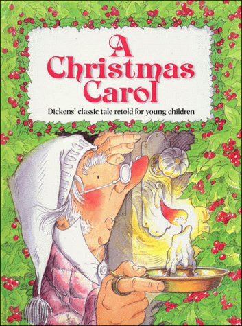 9780849913044: A Christmas Carol: Dicken's Classic Tale Retold for Young Children