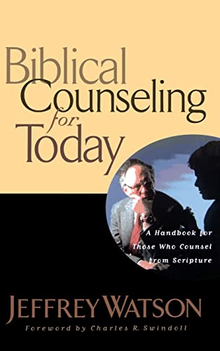9780849913587: Biblical Counseling For Today